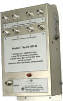 Tin Lee Electronics :: TV Signal Distribution System Products